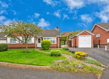 Thumbnail 2 bed detached bungalow for sale in Stoney Croft, Cannock