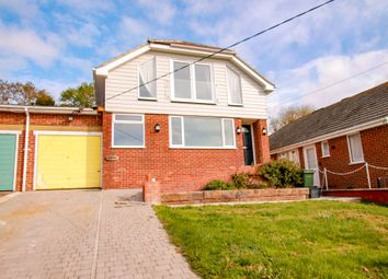 Thumbnail 4 bed detached house to rent in Farley Way, Fairlight, Hastings