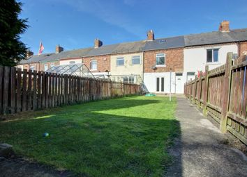 2 bed terraced house for sale in Railway Terrace, New Herrington, Houghton Le Spring DH4