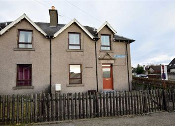 Thumbnail 2 bed flat for sale in Tomich Road, Invergordon, Ross-Shire