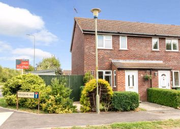 Thumbnail 2 bed end terrace house for sale in Peregrine Way, Grove, Wantage