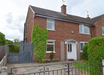 Thumbnail 3 bed semi-detached house for sale in Blacon Point Road, Blacon, Chester