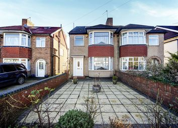 Thumbnail 4 bed semi-detached house for sale in Collingwood Close, Whitton, Twickenham