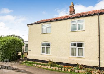 Thumbnail 3 bed cottage for sale in Station Road, Cantley, Norwich