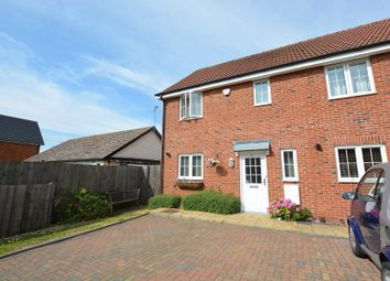 Thumbnail 3 bed semi-detached house for sale in Haddesley Road, Little Canfield