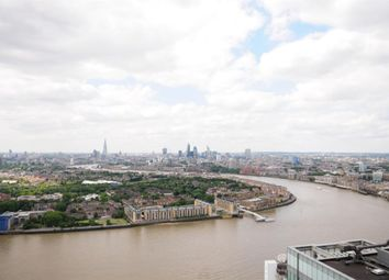 Thumbnail 2 bed flat for sale in Landmark East, Canary Wharf, London