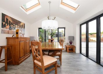 Thumbnail 5 bed barn conversion for sale in School Road, Stanford Rivers, Ongar, Essex