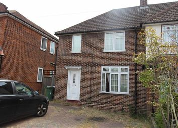 Thumbnail End terrace house for sale in Bluehouse Road, Chingford, London