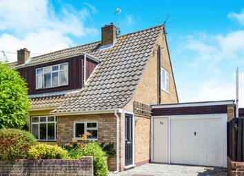 Thumbnail 2 bed semi-detached house for sale in Westfield Drive, Coggeshall, Colchester