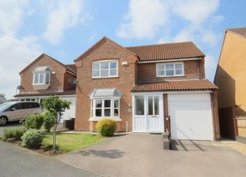 Thumbnail 4 bed detached house for sale in Cowslip Drive, Melton Mowbray