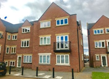 Thumbnail 2 bed flat to rent in St. Marys Paddock, Wellingborough
