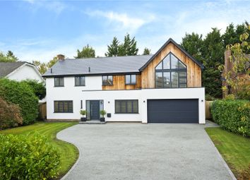 Thumbnail 5 bed detached house for sale in Bracondale, Esher, Surrey