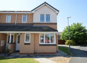 Thumbnail 3 bed semi-detached house for sale in St Davids Court, Connah's Quay, Deeside, Clwyd