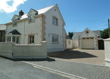 Thumbnail 3 bed detached house for sale in Green Cottage, Parcllyn, Cardigan