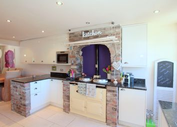Thumbnail 3 bed terraced house for sale in Back Lane, Hunsingore, Wetherby