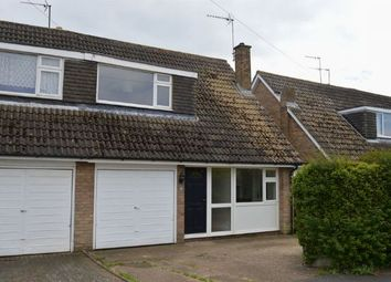 Thumbnail 3 bedroom semi-detached house to rent in The Banks, Hackleton, Northampton