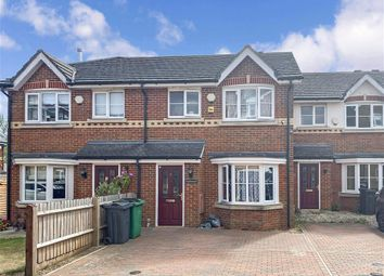 Thumbnail 3 bed terraced house for sale in Bosman Close, Maidstone, Kent