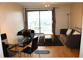 Thumbnail 2 bed flat to rent in The Lock Building, London