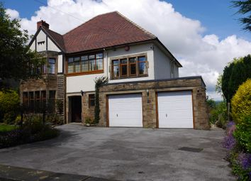 Thumbnail 5 bedroom detached house for sale in Dorchester Road, Fixby, Huddersfield, West Yorkshire