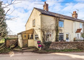 Thumbnail 3 bed end terrace house for sale in Craymere Road, Briston, Melton Constable