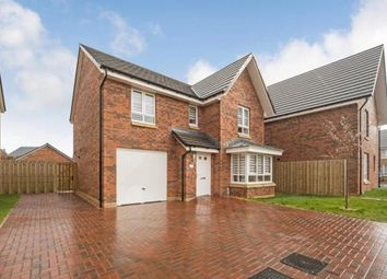 Thumbnail 4 bed detached house for sale in Poppy Gardens, Cambuslang, Glasgow, South Lanarkshire