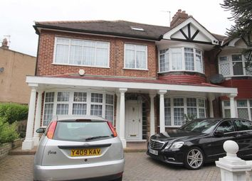 Thumbnail 4 bed semi-detached house for sale in Larkshall Road, North Chingford, London