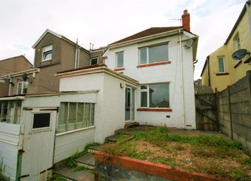 Thumbnail 3 bedroom detached house for sale in Vicarage Road, Morriston, Swansea