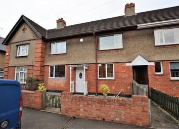 Thumbnail 3 bed terraced house for sale in Rosedale Road, Kingsthorpe, Northampton