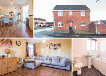 Thumbnail 3 bed detached house for sale in Brynheulog, Pentwyn, Cardiff