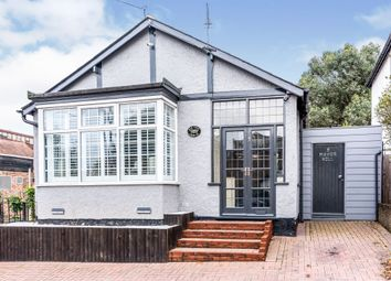 Thumbnail 3 bed detached bungalow for sale in Manor Hill, Sutton Coldfield