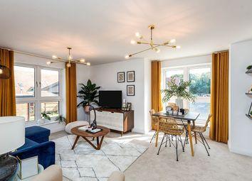 Warmington Mews, Pine Grove, Crowborough, East Sussex TN6. 2 bed flat for sale