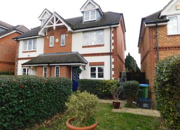 Thumbnail 4 bed semi-detached house for sale in Shelburne Drive, Hounslow