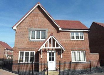 Thumbnail 4 bedroom detached house for sale in Ockenden Road, Kingley Gate, Littlehampton, West Sussex