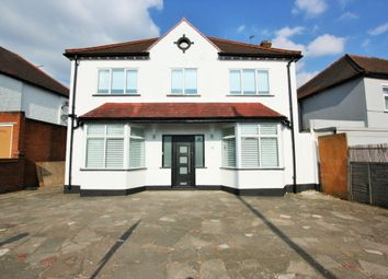 Thumbnail 4 bed detached house to rent in Brent Street, Hendon