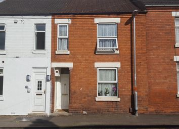 Thumbnail 3 bed terraced house for sale in Montague Street, Rushden