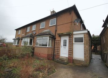 Thumbnail 3 bed semi-detached house for sale in Warden View, Wall, Hexham