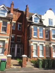 Thumbnail 2 bed flat for sale in Flat 3, 26 Westbourne Gardens, Folkestone, Kent