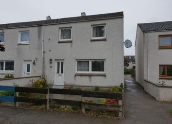 Thumbnail 3 bed terraced house to rent in Findlay Road, Mosstodloch, Fochabers