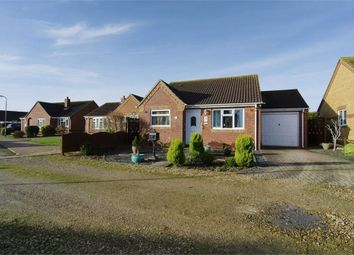 Thumbnail 2 bed detached bungalow for sale in Wilkinson Way, Hogsthorpe, Skegness, Lincolnshire