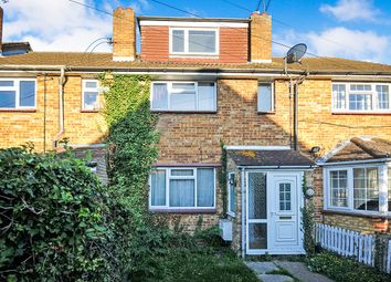 Thumbnail 4 bed terraced house to rent in Nuffield Road, Swanley
