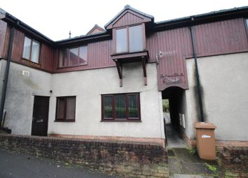 Thumbnail 1 bed flat for sale in The Mews, Cwmcarn, Newport