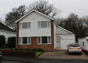 Thumbnail 4 bedroom detached house for sale in Bishwell Road, Gowerton, Swansea
