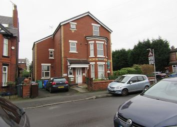 Thumbnail 1 bed flat to rent in 45 Hartington Road, Chorlton, Manchester.