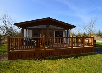 Thumbnail 3 bed mobile/park home for sale in Lake Superior, The Lakes At Far Grange, Skipsea