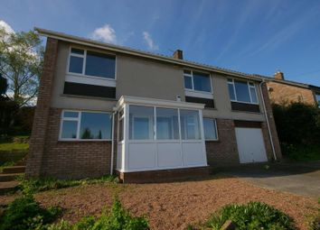Thumbnail 4 bed detached house for sale in Edgemoor Road, Minehead