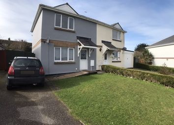 Thumbnail 2 bed semi-detached house for sale in Rainyfields Close, Padstow