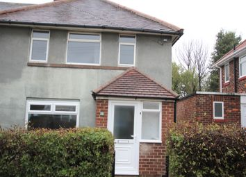 Thumbnail 3 bed semi-detached house to rent in Spencerfield Crescent, Thorntree, Middlesbrough
