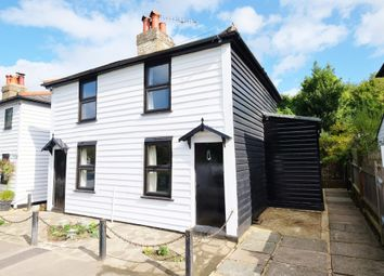 Thumbnail 3 bed detached house for sale in Rushmore Hill, Pratts Bottom, Orpington