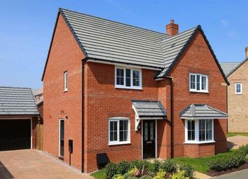 """Cambridge"" at Fen Street, Brooklands, Milton Keynes MK10. 4 bed detached house for sale"