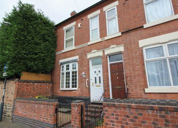 Thumbnail 2 bedroom end terrace house for sale in Grange Street, Derby